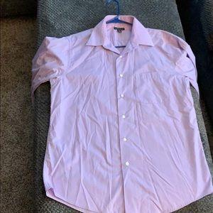 Croft and Barrow Violet Dress Shirt